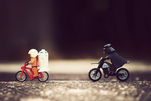 Lego, Star Wars ve Motor